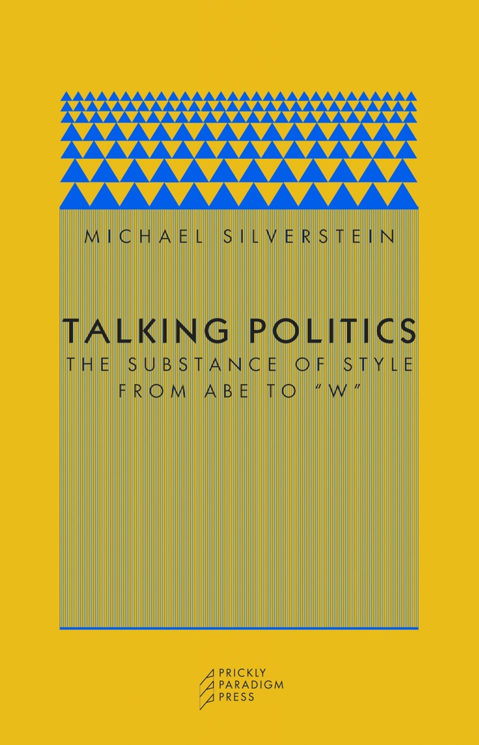 Talking Politics Cover