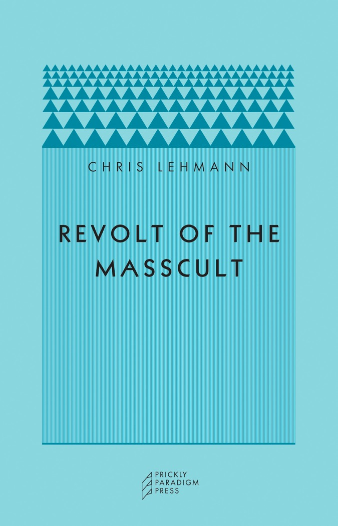 Revolt of the Masscult Cover