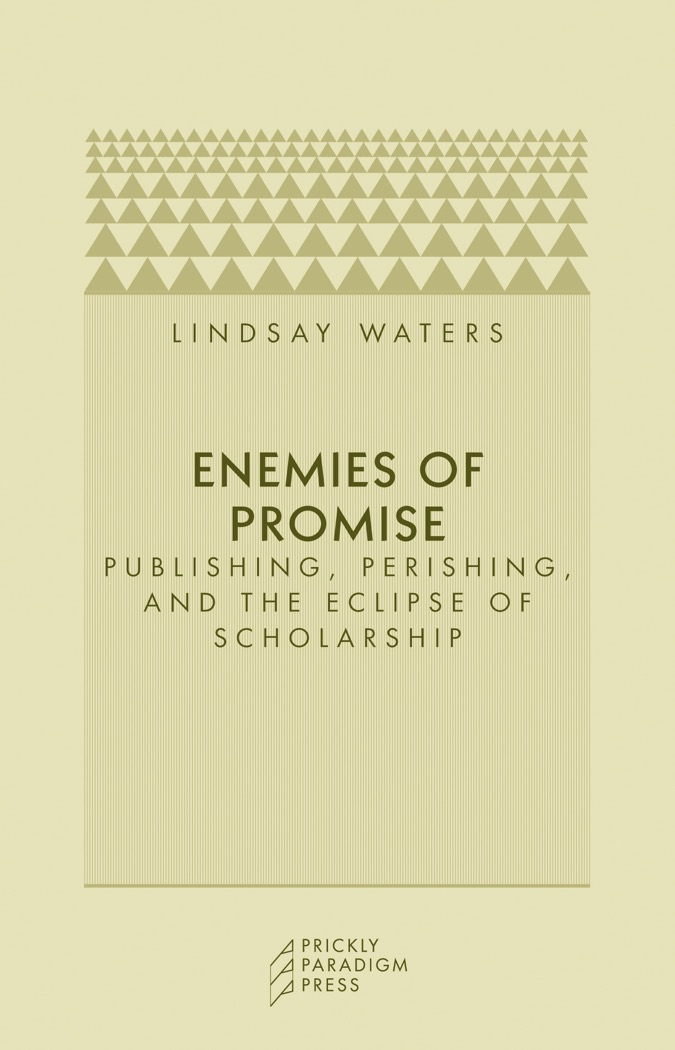 Enemies of Promise Cover
