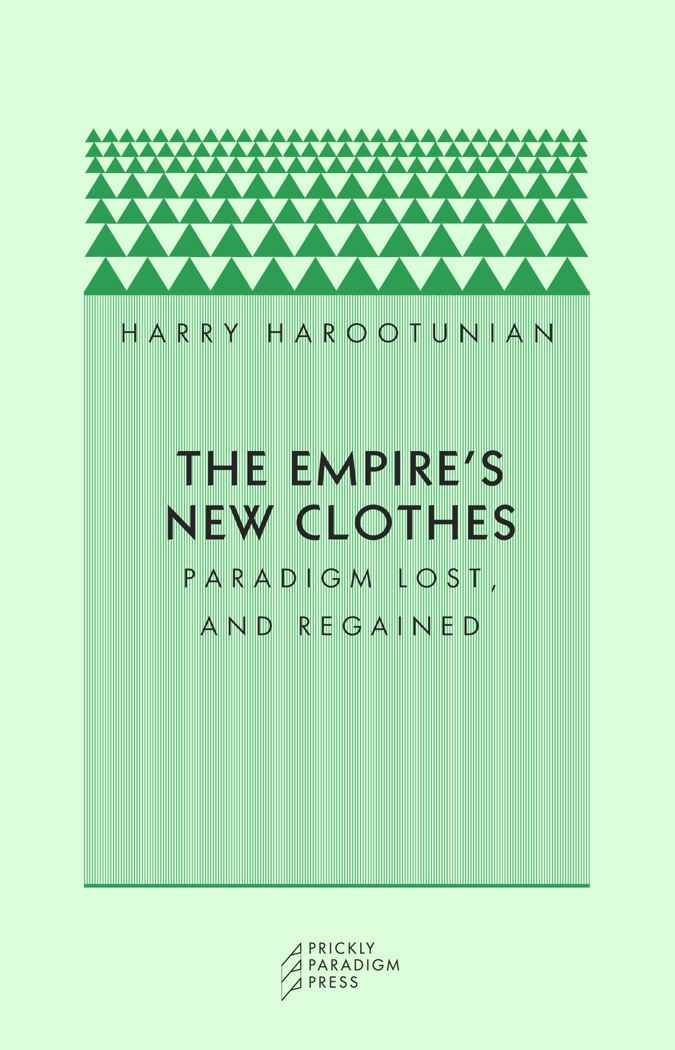 The Empire's New Clothes Cover