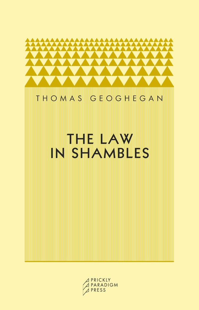 The Law in Shambles Cover