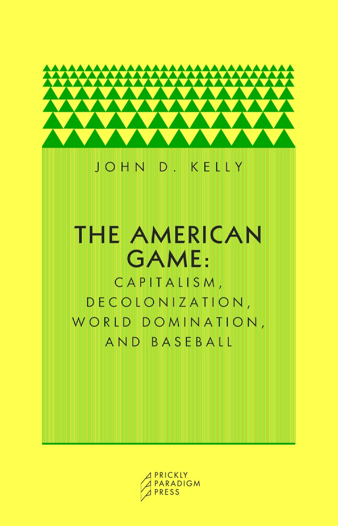 The American Game Cover
