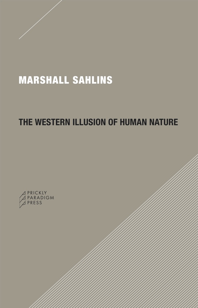 The Western Illusion of Human Nature Cover
