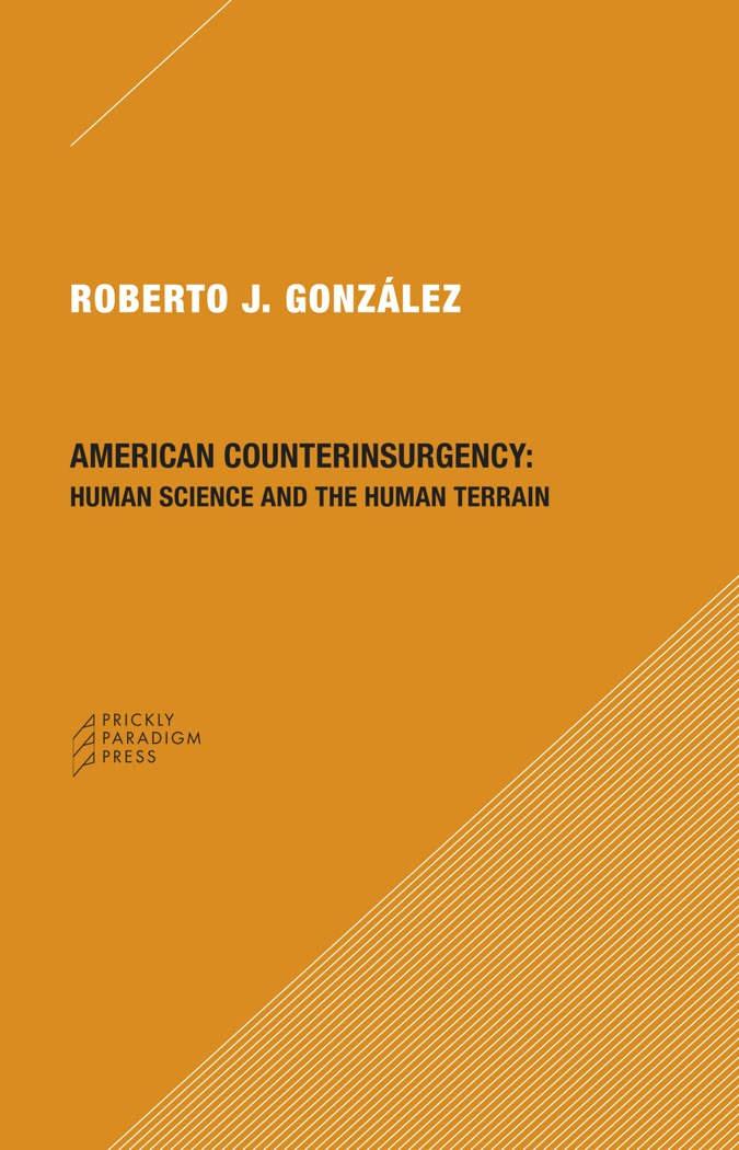 American Counter-Insurgency Cover