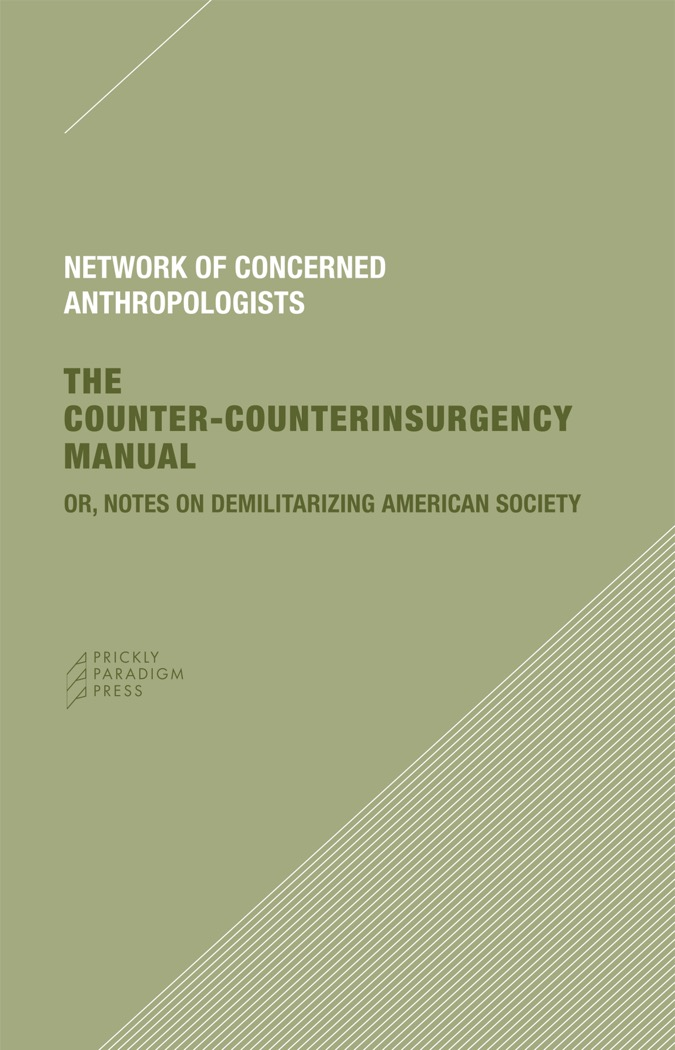 The Counter-Counterinsurgency Manual Cover