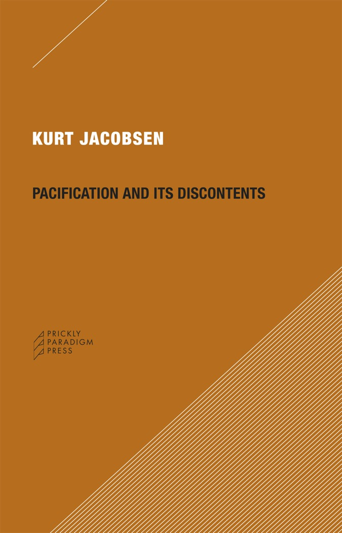 Pacification and its Discontents Cover