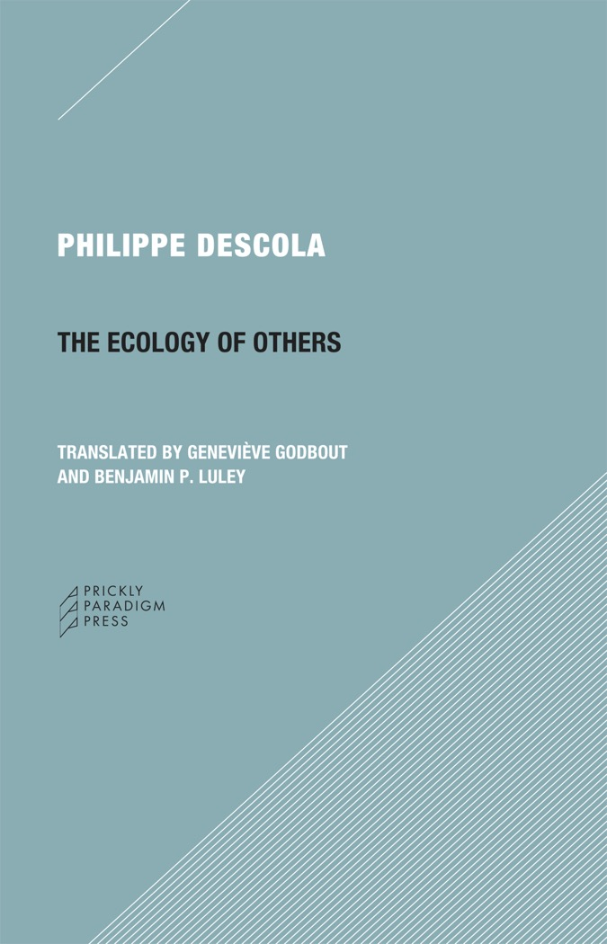 The Ecology of Others Cover