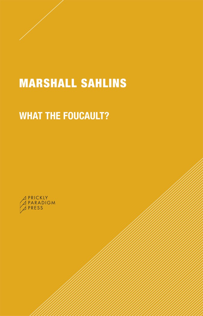 What the Foucault? Cover